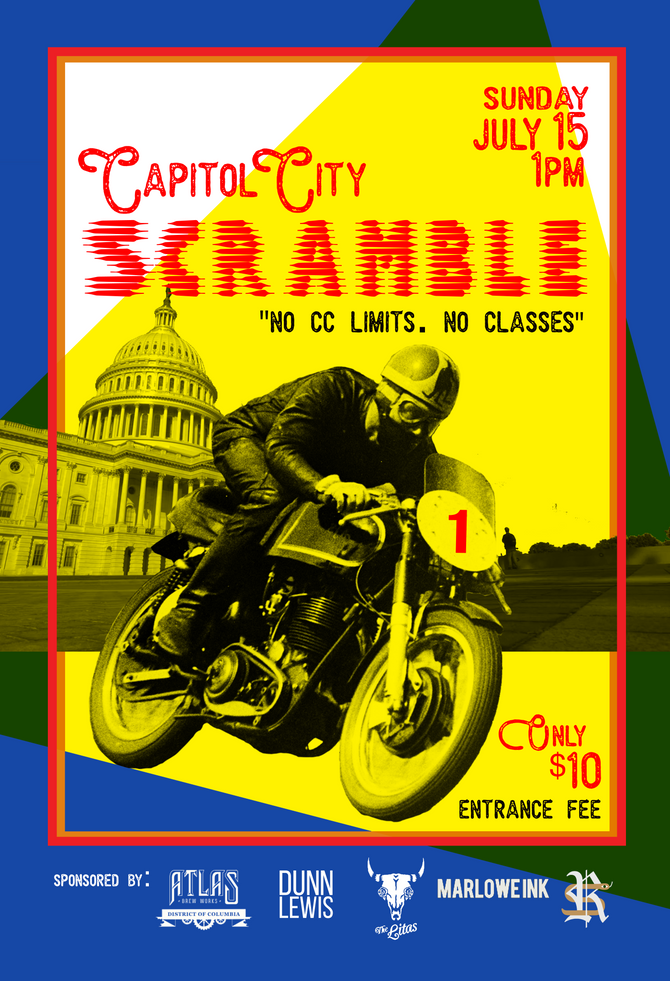 Capitol City Scramble