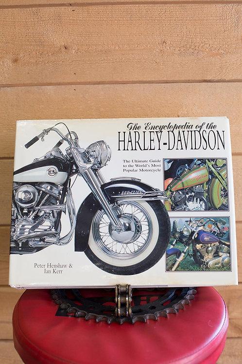 The Encyclopedia of the Harley-Davidson