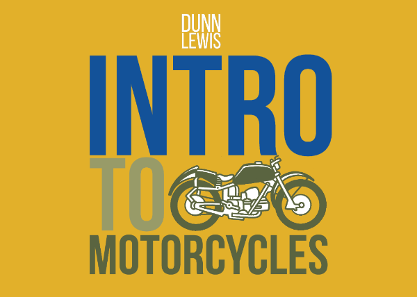 DUNN LEWIS, Introduction to Motorcycles, Event, Class, Free Event, Washington DC, Education