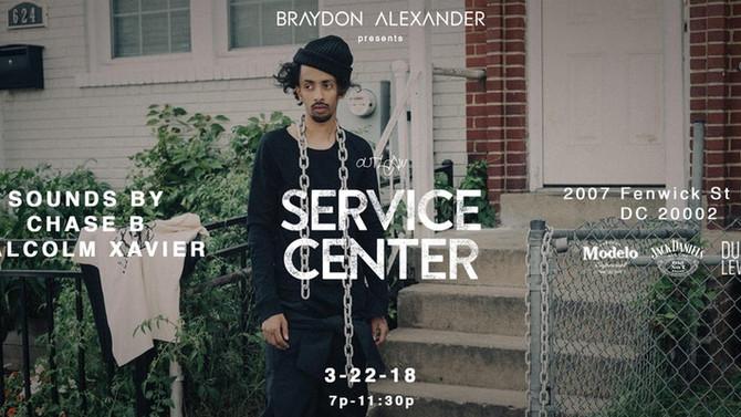 OUTLAW by Braydon Alexander 'SERVICE CENTER'