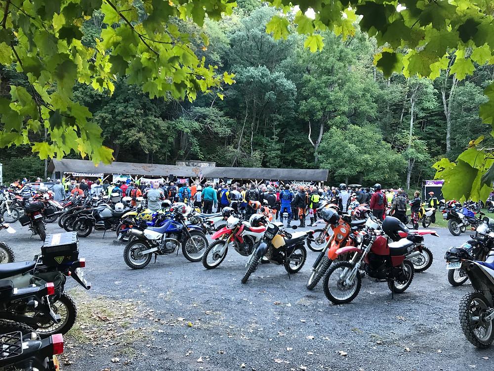 Offroad Rally,  Dirt Bike, Adventure Riding, Washington DC