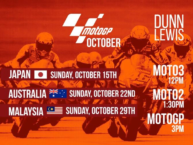 October MotoGP