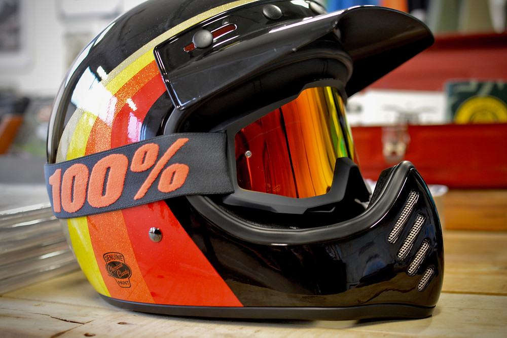 Ride 100% Accuri Motorcycle Goggles