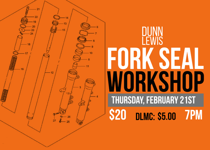 Fork Seal Workshop
