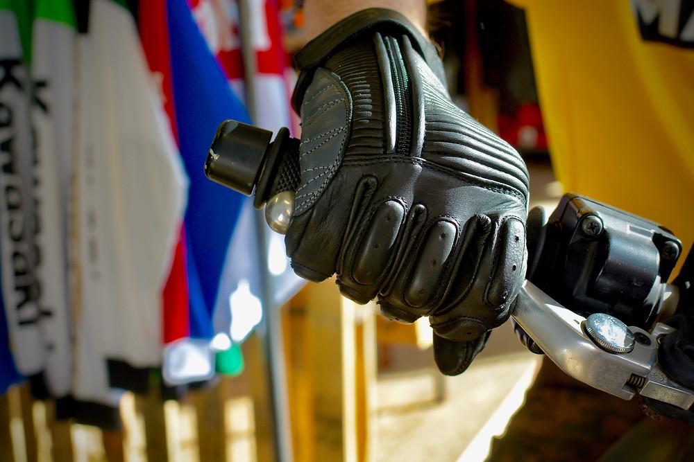 Roland Sands Dezel Motorcycle Gloves