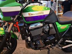Kawasaki ZRX100 Japanese Motorcycle