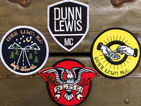 DUNN LEWIS Patches