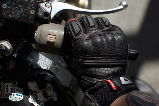 Review : Rev'it! Dirt 2 Gloves