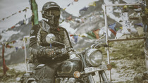 Retro-vibes from the top of the world :: Bell's Moto III
