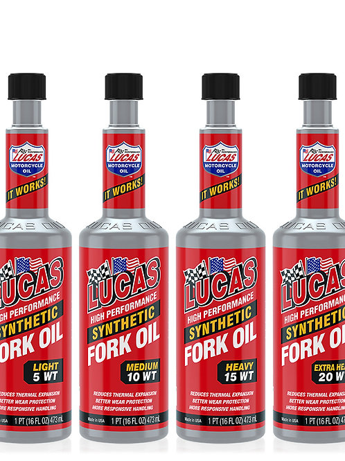Lucas Synthetic Fork Oil