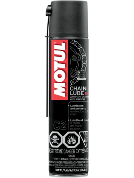 Motul MC Care C2 Chain Lube Road