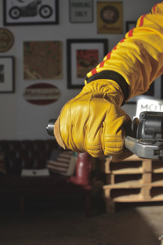 Biltwell Work Glove Motorcycle Gloves