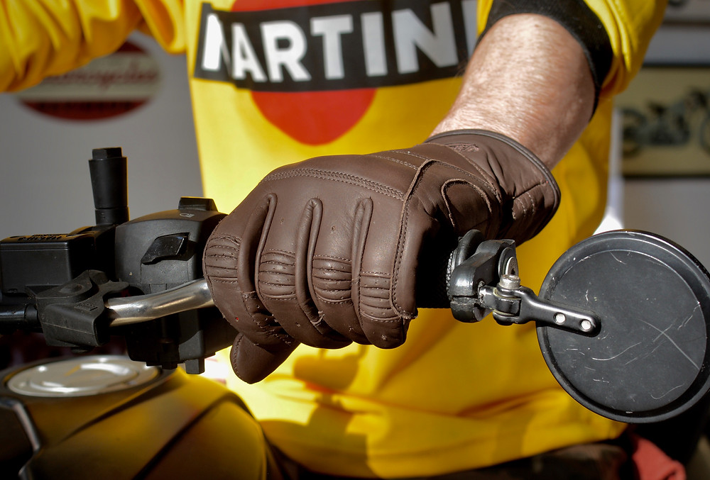 Roland Sands Ronin Motorcycle Gloves
