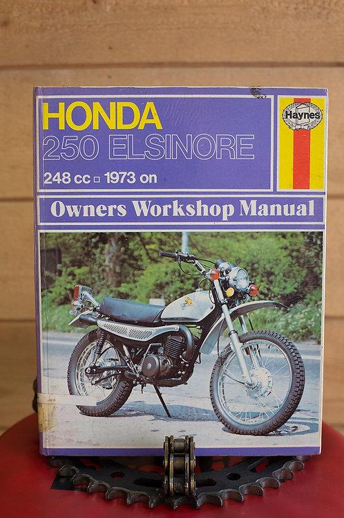 Haynes : Honda 250 Elsinore