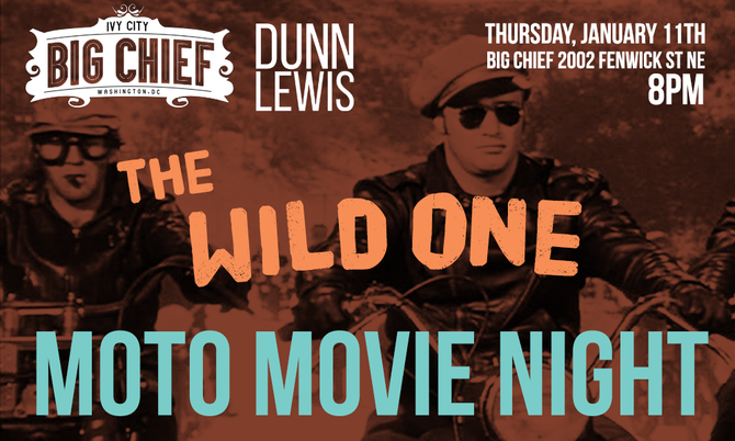 Moto Movie Night : The Wild One