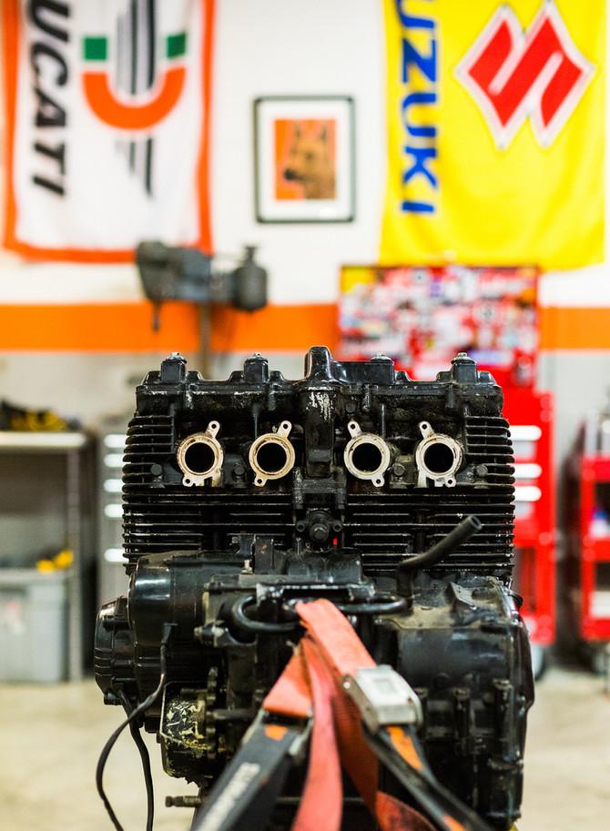 Seized Engine Workshop Recap