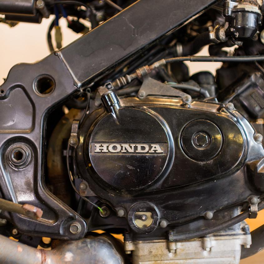 1989 Honda VTR 250 Interceptor