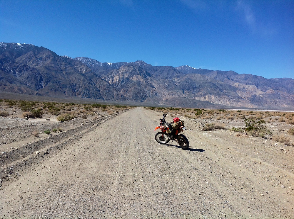 KTM 450 EXC Dirt Bike