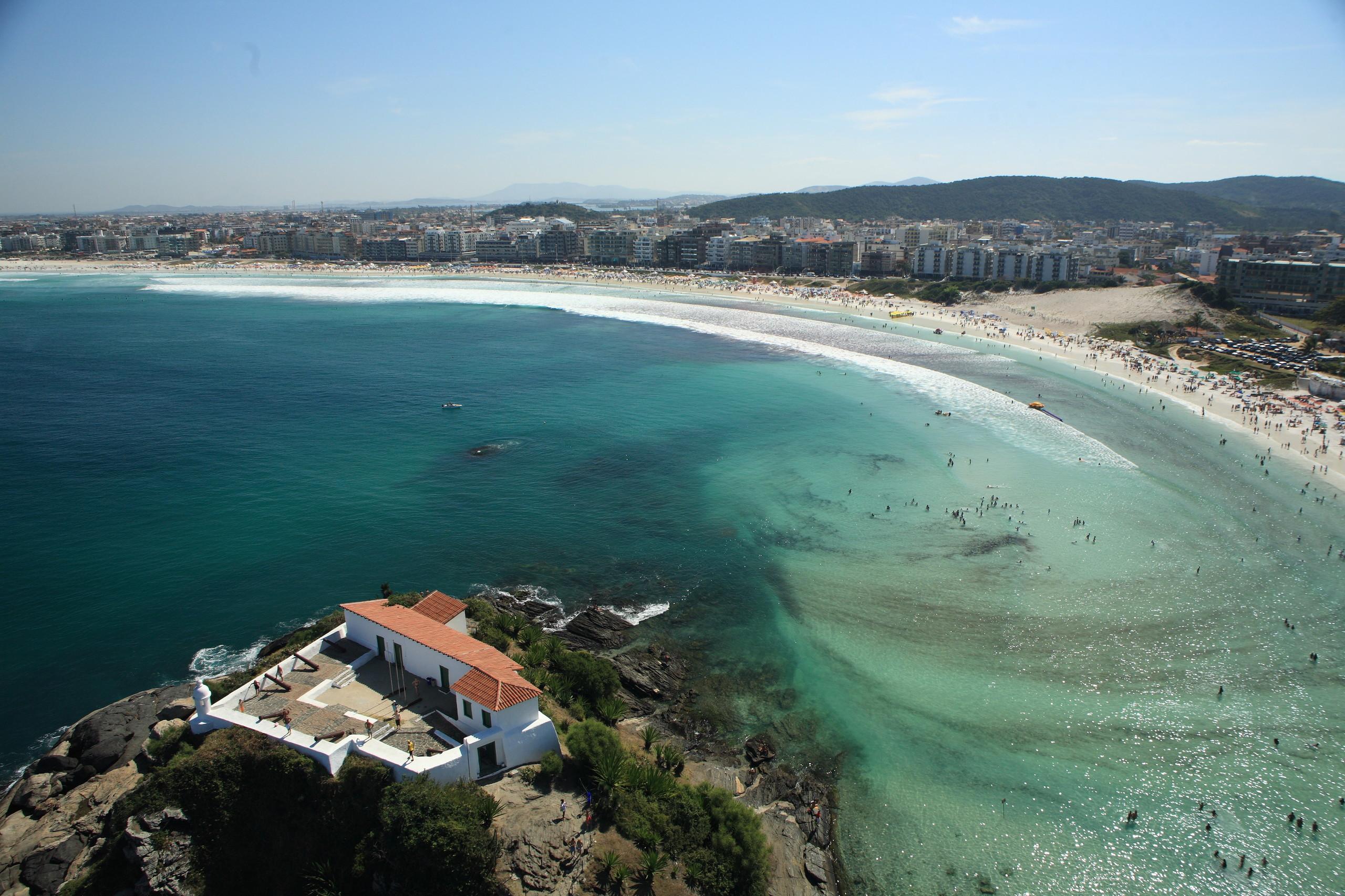 Praia do Forte e Forte - Marcos Homem