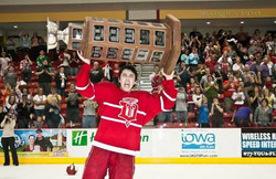 John Gaudreau Clark Cup USHL