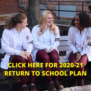 2020-21 Return to School Plan
