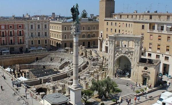 Lecce visita guidata