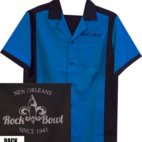 Rock'n'Bowl® Retro Bowling Shirt