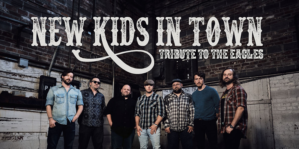 New Kids in Town: A Tribute to the Eagles | 8-24-19