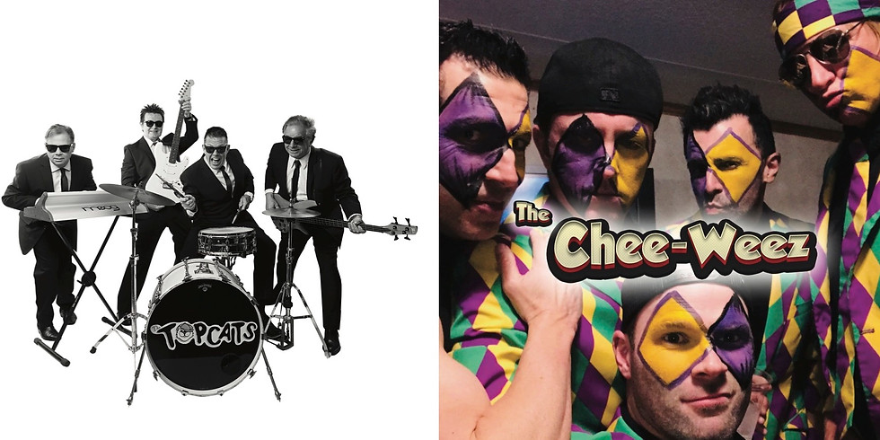 The Chee Weez plus The Topcats | 8-10-19