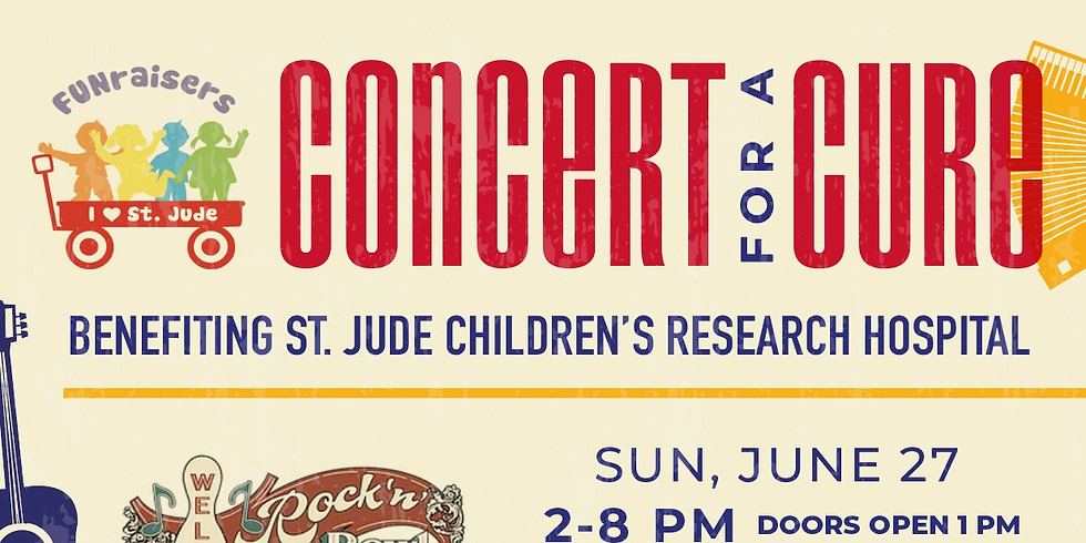 Concert for a Cure | 6-27-21
