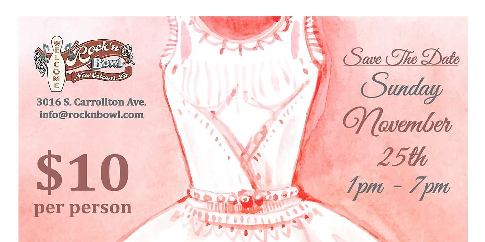 Rock'n'Bowl Faux Wedding Reception   11-25-18
