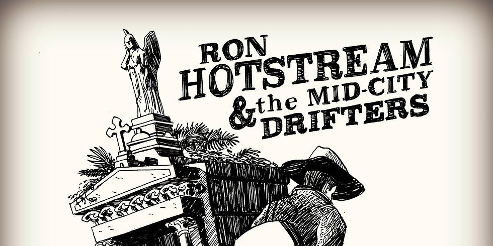 Ron Hotstream & the Mid-City Drifters | 5-11-20