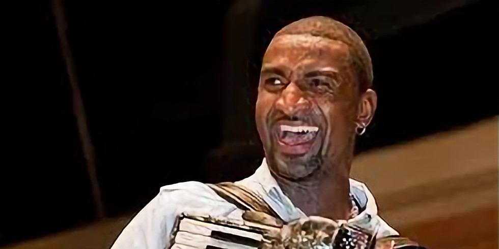 Curley Taylor & Zydeco Trouble | 10-10-18