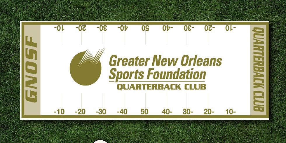 GNOSF Quarterback Club | 10-16-18