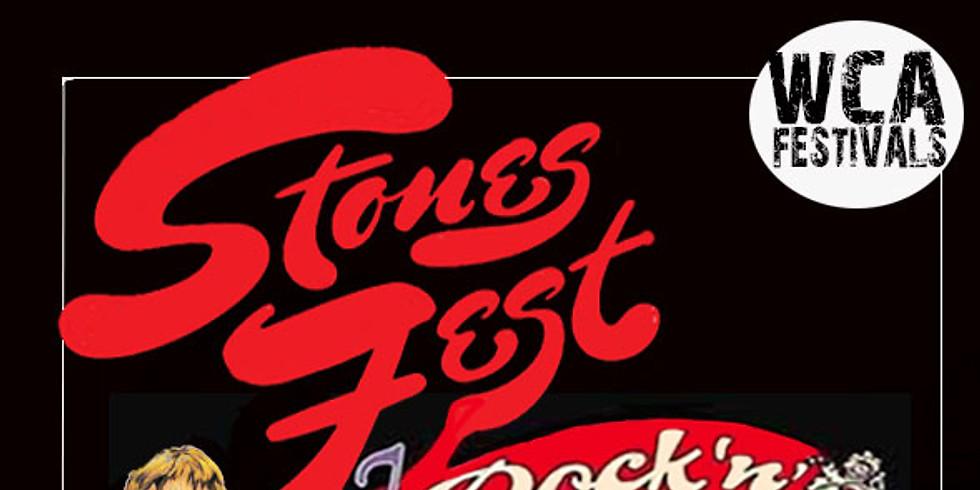 Geno Delafose & Stones Fest   5-2-19