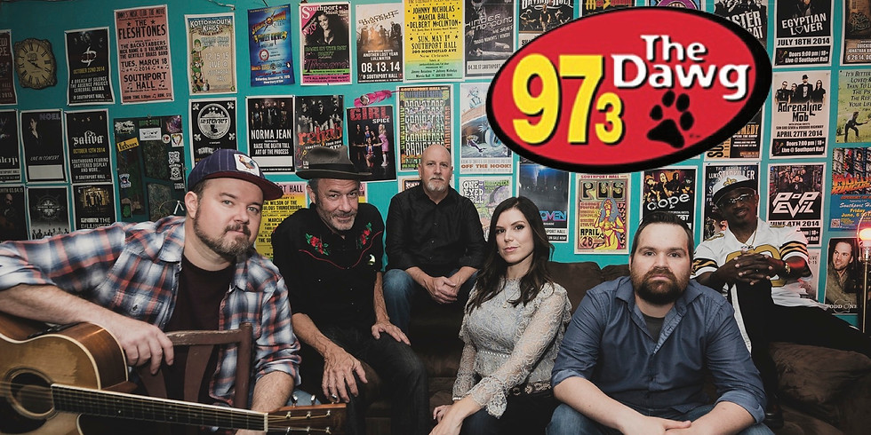 97.3 The Dawg presents Traveller: A Tribute to Chris Stapleton | 12-12-19