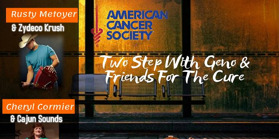 Two Step w/ Geno & Friends For The Cure   3-17-19