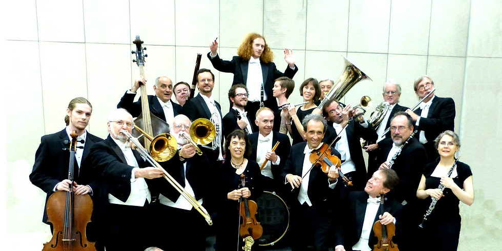 New Leviathan Oriental Foxtrot Orchestra | 4-1-20