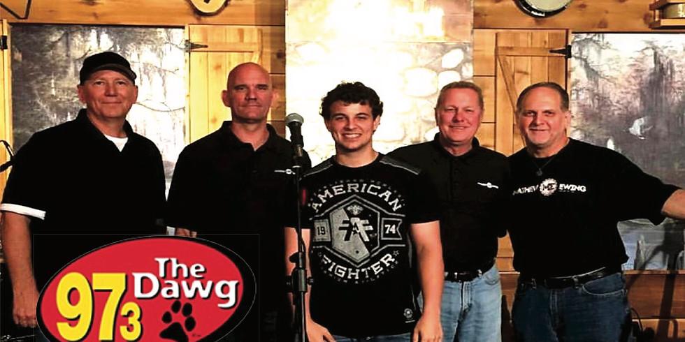 97.3 The Dawg presents Mathew Ewing & the Allstar Band