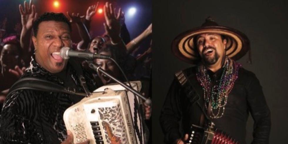 Grammy Night w/Terrance Simien plus Chubby Carrier   4-26-19