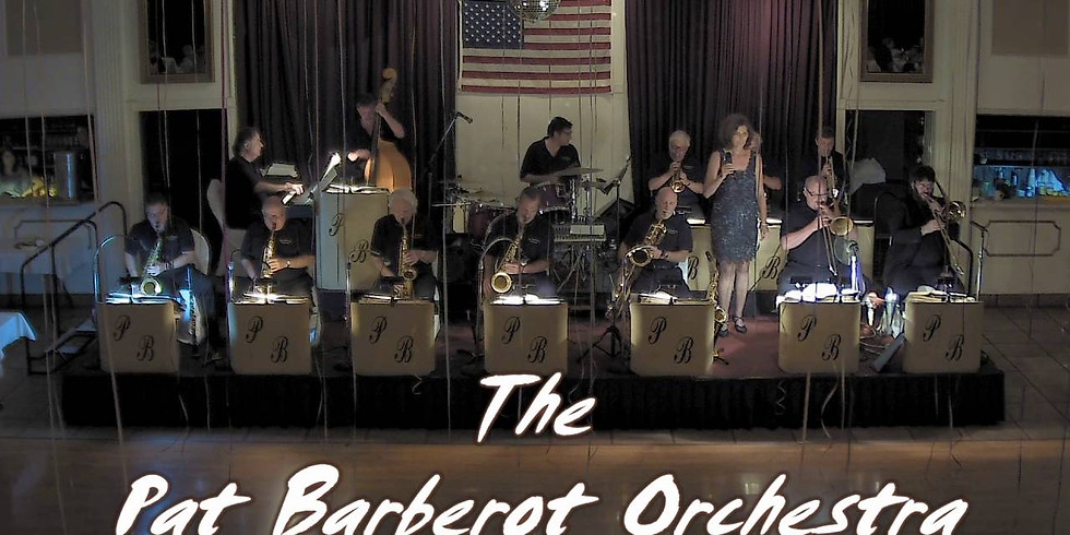 Pat Barberot Orchestra | 7-24-19