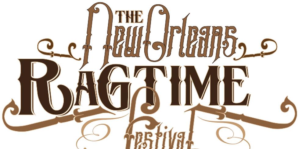 The NOLA Ragtime Festival w/Steve Pistorius & Southern Syncopators