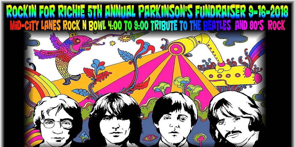 Rockin' for Richie 5th Annual Parkinsons Fundraiser