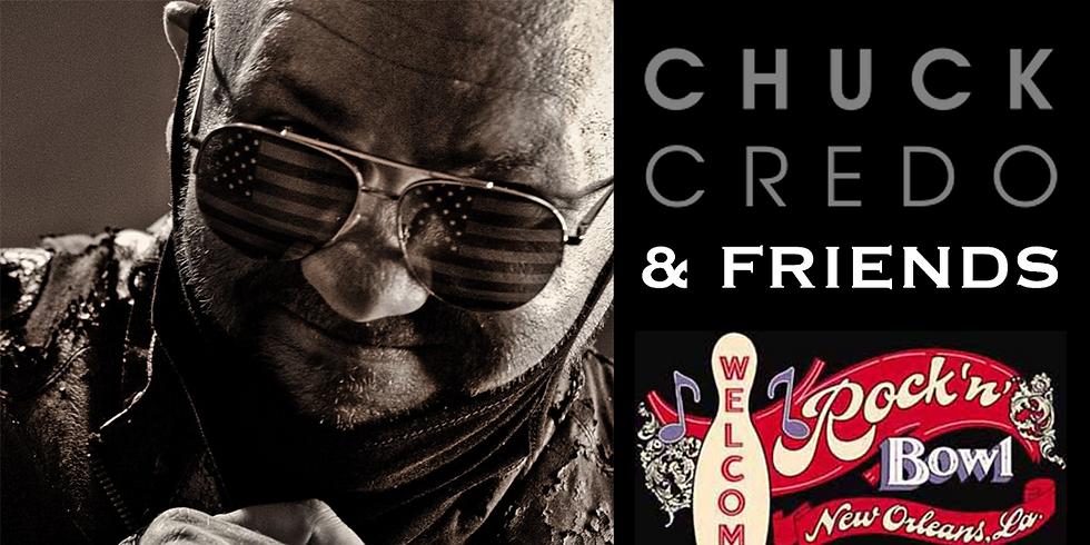 Chuck Credo & Friends | 8-29-20