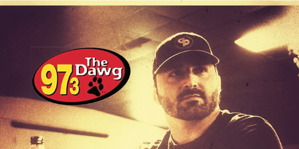 97.3 The Dawg presents The Casey Peveto Band   11-7-19