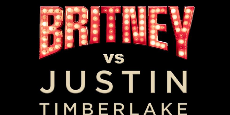 Britney Spears vs Justin Timberlake Throwback Night | 10-8-21