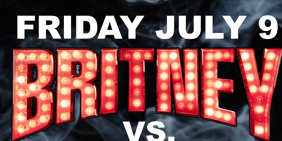 SOLD OUT - Britney Spears vs Justin Timberlake Throwback Night | 7-9-21