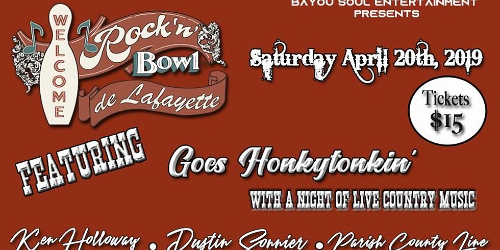 Country Night with Dustin Sonnier and more!