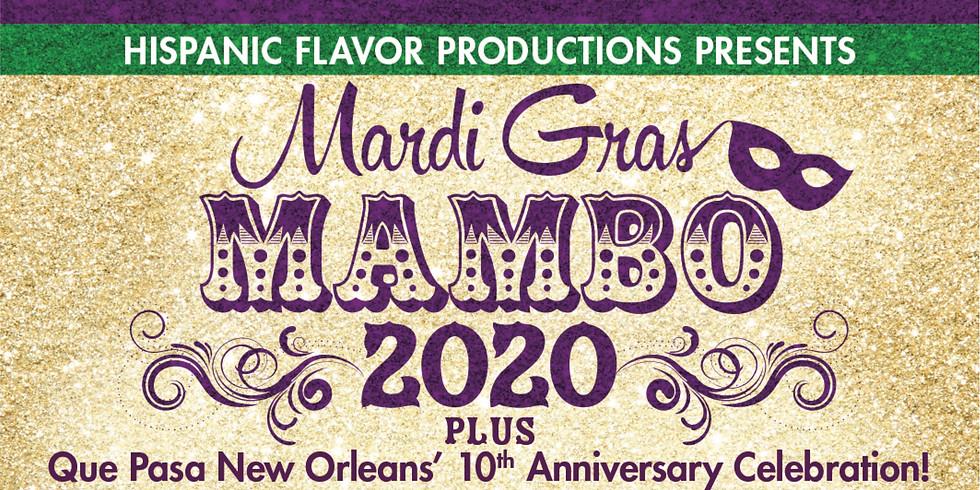 Mardi Gras Mambo   2-8-20