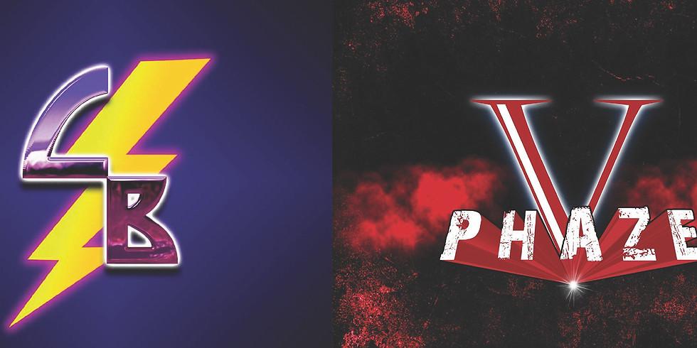 CatchBack & Phaze V | 8-1-21